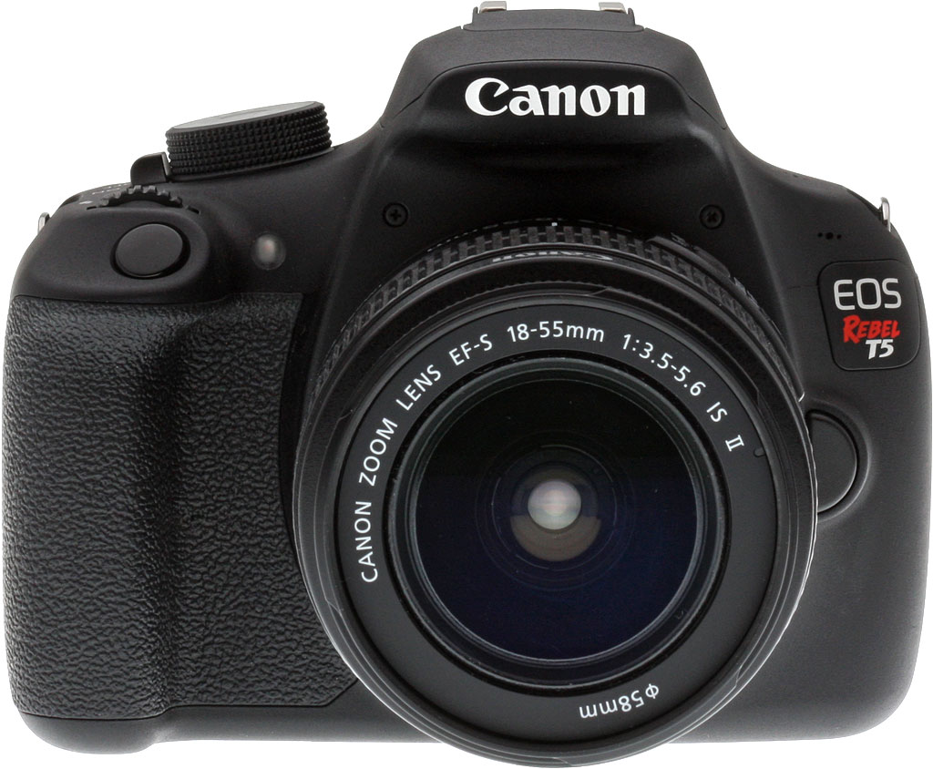 Canon T5 Review - Field Test