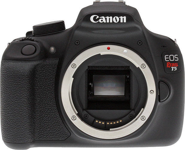 Canon T5 Review - Performance