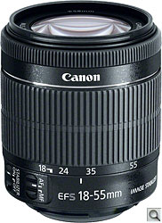 Canon T5i review -- EF-S 18-55mm f/3.5-5.6 IS STM kit lens