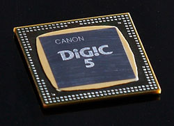 Canon T5i review -- DIGIC 5 image processor