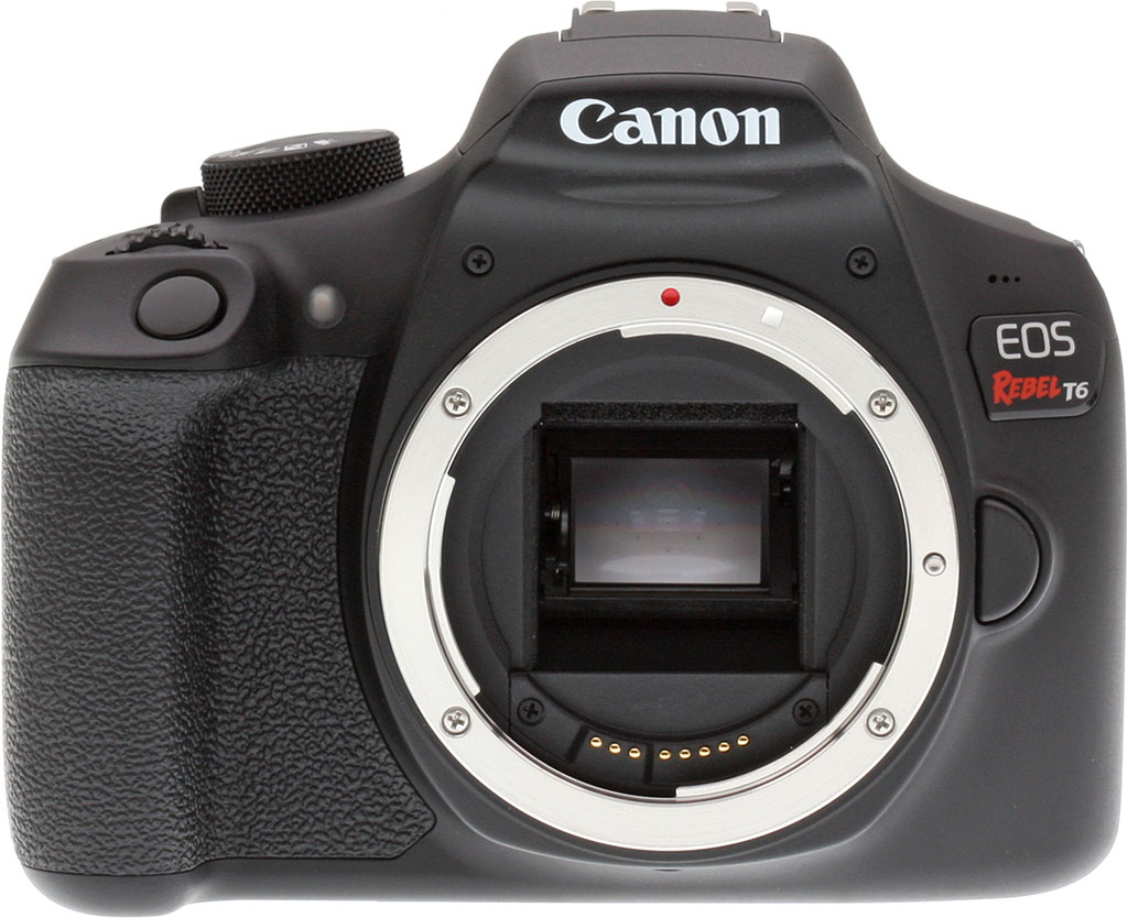 Canon T6 Review - Tech Info