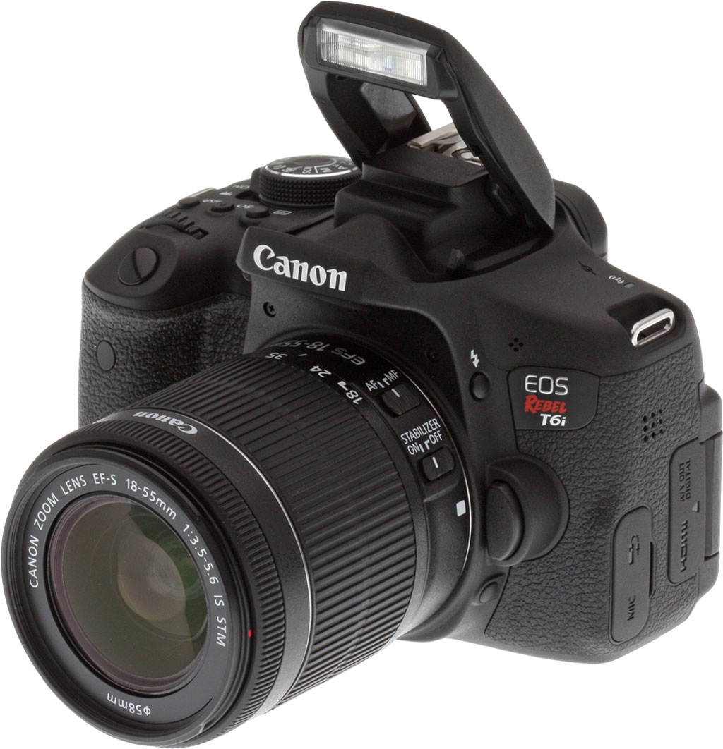 Canon T6i Review - Field Test