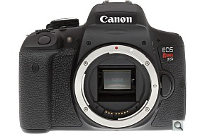 image of the Canon EOS Rebel T6i (EOS 750D) digital camera