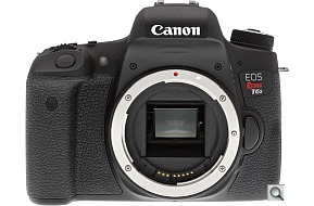 image of the Canon EOS Rebel T6s (EOS 760D) digital camera