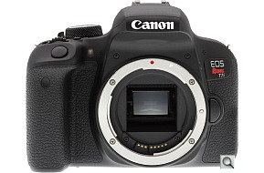 image of the Canon EOS Rebel T7i (EOS 800D) digital camera