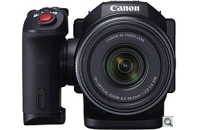 image of Canon XC10 4K Digital Camcorder