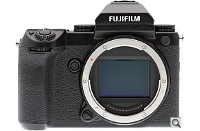 image of the FUJIFILM GFX 50S digital camera