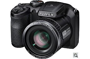 image of Fujifilm FinePix S4800