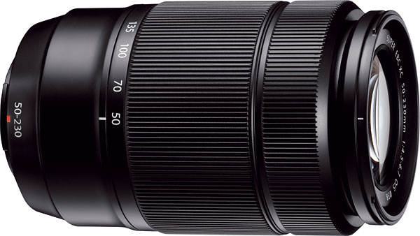 Fuji X-A1 review -- FUJINON XC 50-230mm F4.5-6.7 OIS lens