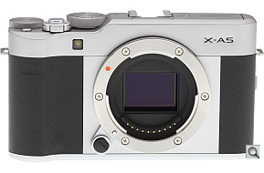 image of the Fujifilm X-A5 digital camera
