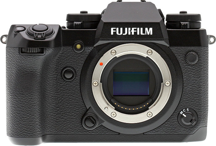 Fujifilm X H1 Review Specifications
