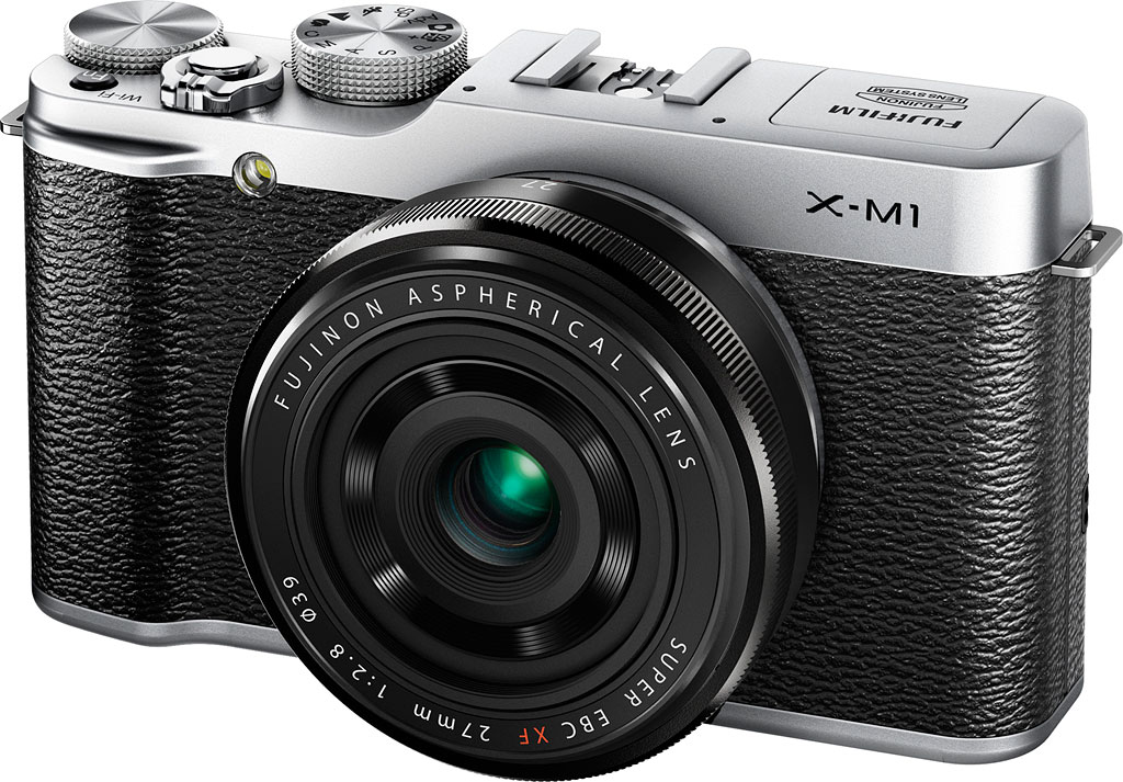 fujifilm x m1 review
