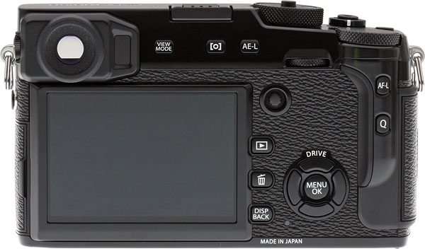 Fuji X100F Review -- Product Image