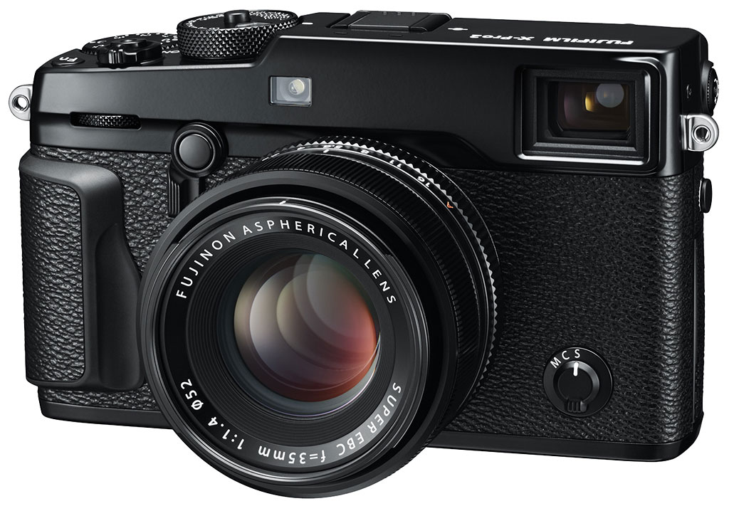 Fuji X Pro  Build Quality