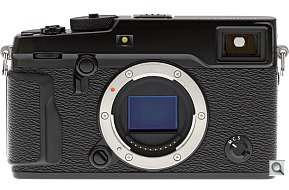 image of the Fujifilm X-Pro2 digital camera