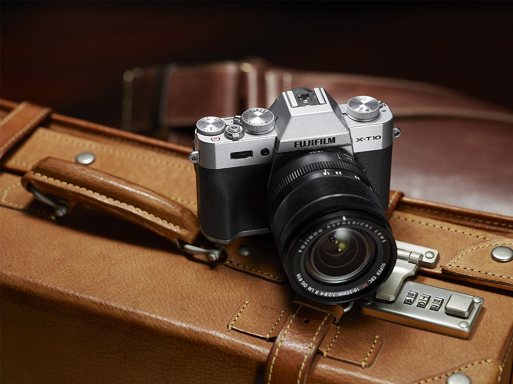 Fuji X Best Travel Camera