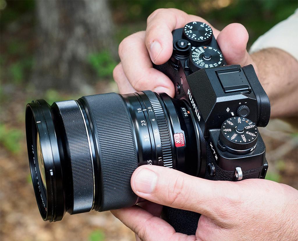 Kết quả hình ảnh cho Fujifilm X-t2