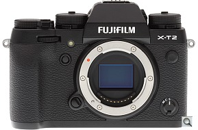 image of the Fujifilm X-T2 digital camera
