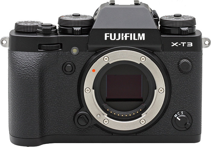 Fujifilm X-T3 Review - Weather Testing