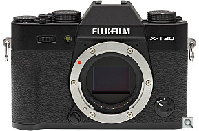 image of the Fujifilm X-T30 digital camera