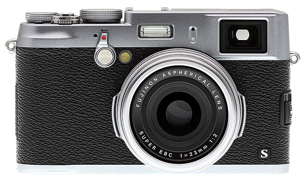 Fuji X100S Review - front view