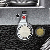 Fuji X100S Review - viewfinder rocker switch