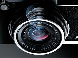 Fuji X100S Review - lens