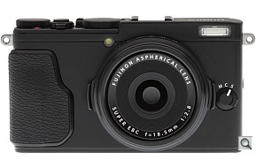 image of the Fujifilm X70 digital camera