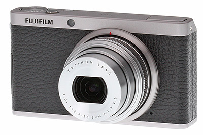 Fuji XF1 - 3/4 left view