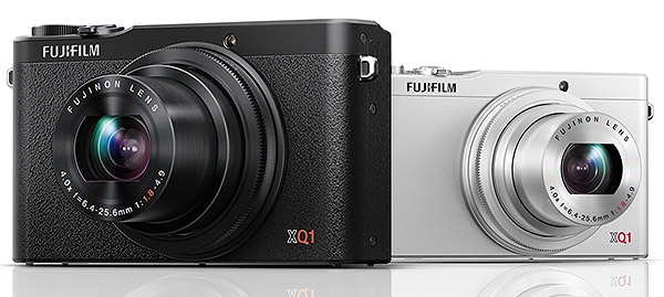 Fujifilm XQ1 review -- lineup