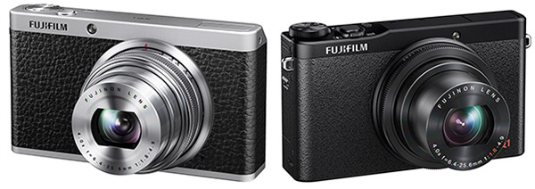 Fujifilm XQ1 review -- XQ1 vs XF1
