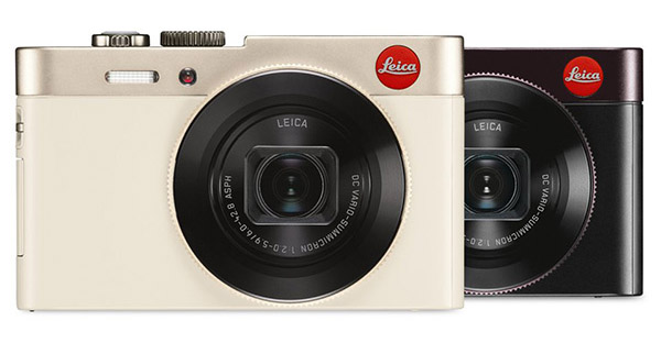 Leica C review - front view
