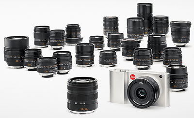 Leica T Review -- With T-mount and M-mount lenses