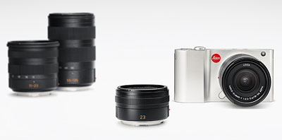 Leica T Review -- Entire T-system