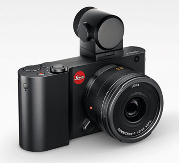 Leica T Review -- Body with EVF