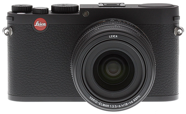 Leica X Vario Review - Front view
