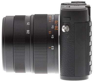Leica X-Vario Review - Lens