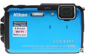 image of Nikon Coolpix AW110
