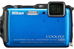image of Nikon Coolpix AW120