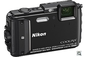 image of Nikon Coolpix AW130