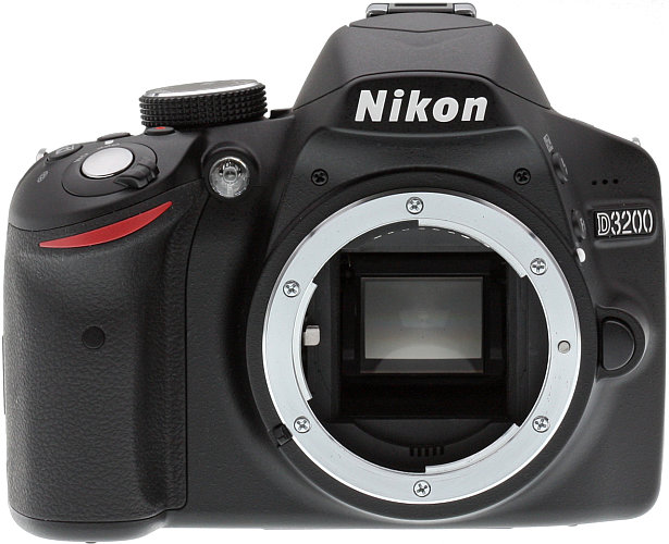 Nikon D3200 Review - Specifications
