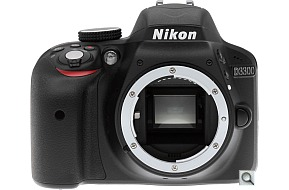 image of the Nikon D3300 digital camera