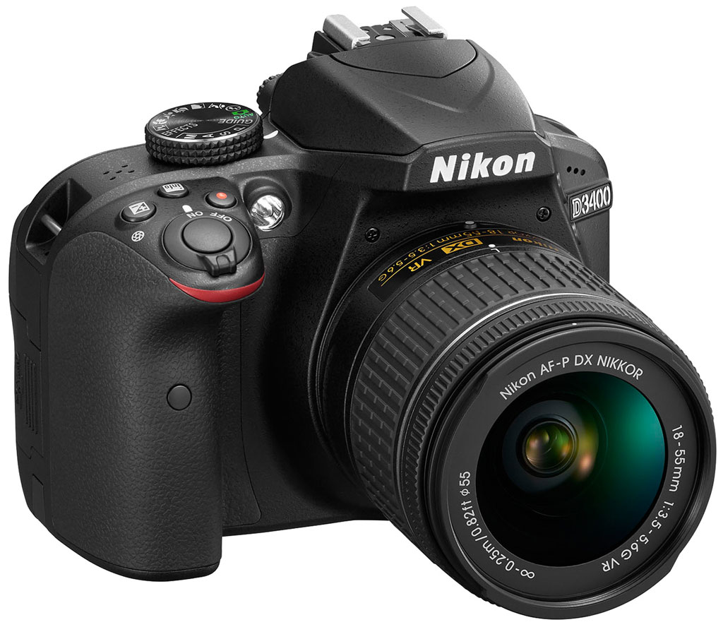 Nikon D3400 Review: No...