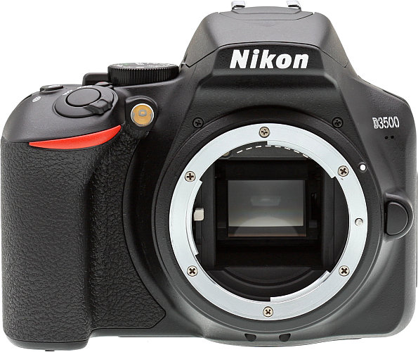 Nikon D3500 Review - Specifications