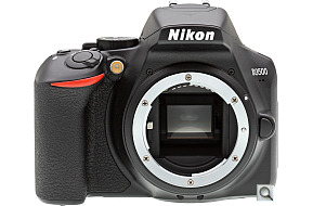image of the Nikon D3500 digital camera