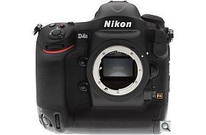 image of the Nikon D4S digital camera