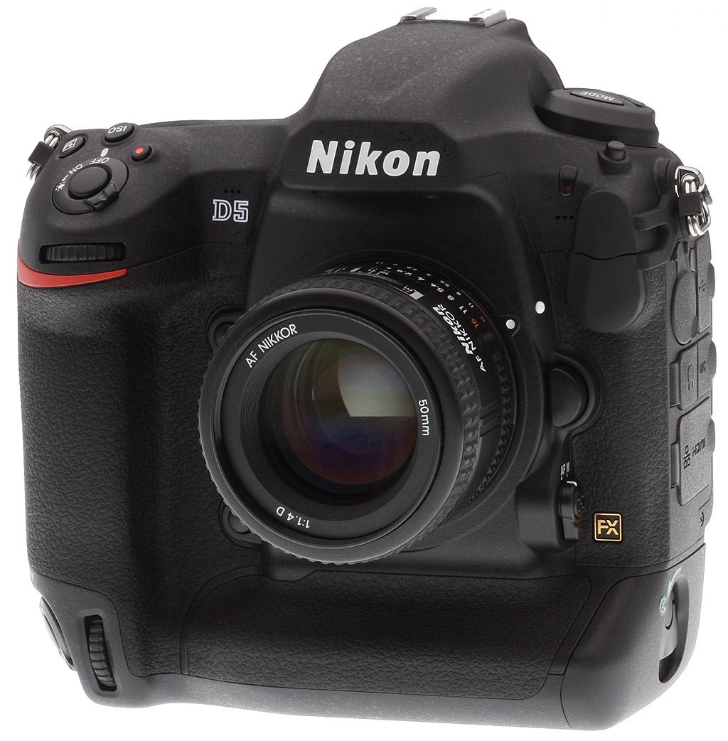Full Frame Nikon Cameras