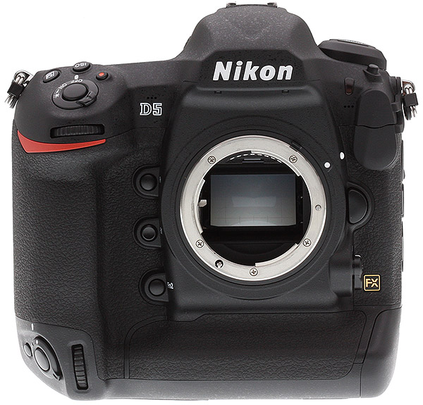 Nikon D5 Review -- Product Image