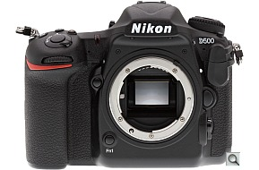 image of the Nikon D500 digital camera