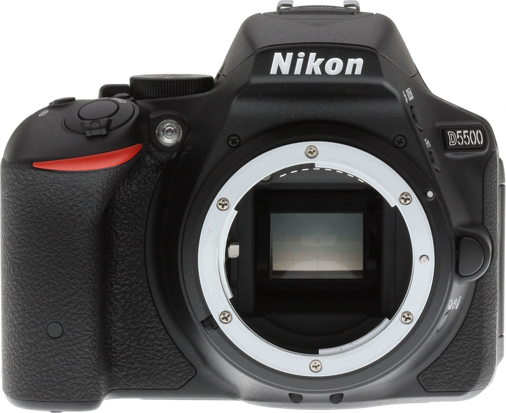 Nikon D5500 Review - Tech Info